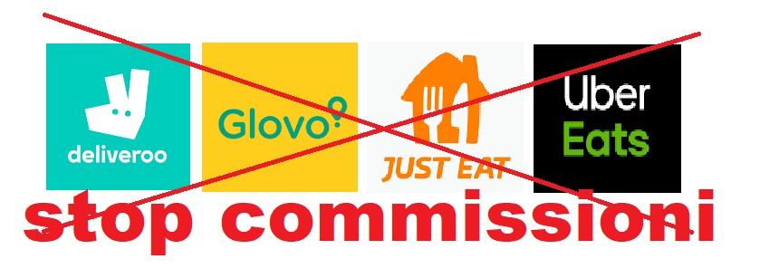 Guadagnare con e-commerce, stop alle commissioni del delivery