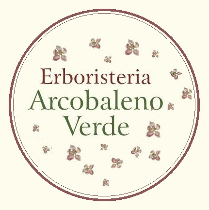 Logo Arcobaleno Verde per Shopping Flash